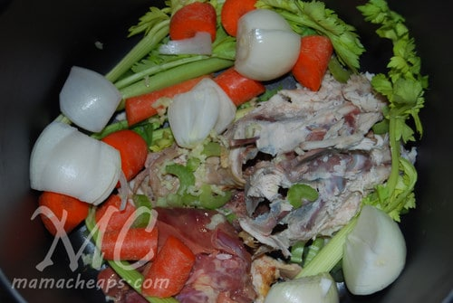 Chicken Stock Recipe MC 3