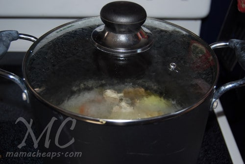 Chicken Stock Recipe MC 6