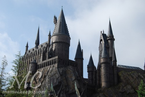 wizarding world of harry potter universal orlando hogwarts castle 1