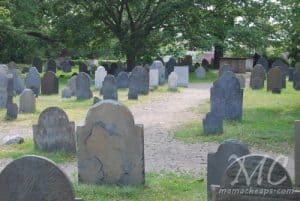 Salem Massachusetts Cemetery