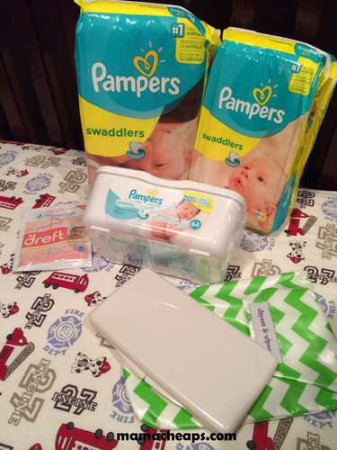 Sam S Club Exclusive Pampers New Baby Welcome Pack