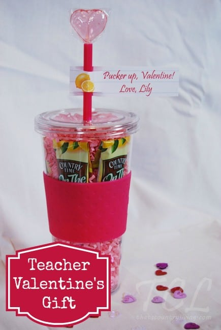 Teacher Valentine S Day Gift Idea Drink Tumbler Mama