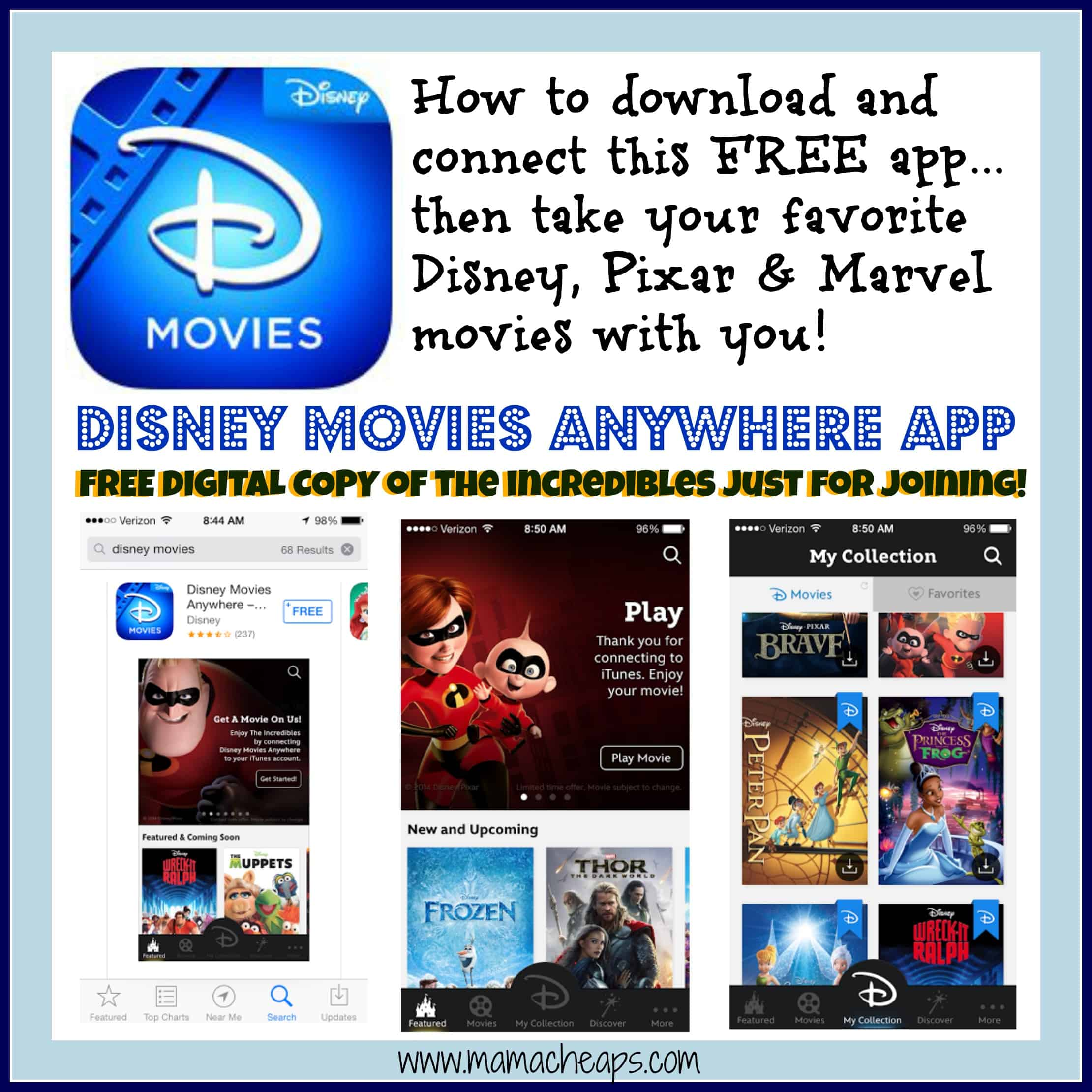 Movies: How To Access Disney Movies You've Already Purchased On