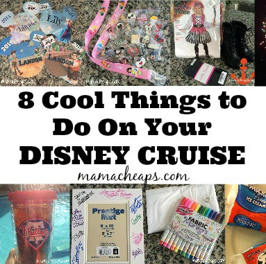 8 Cool Things To Do On Your Disney Cruise Mama