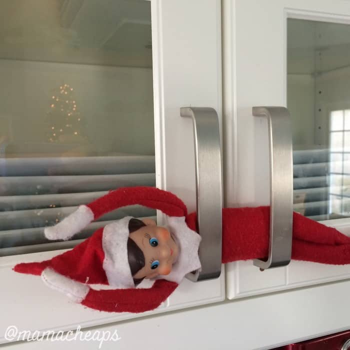 Elf ont the Shelf