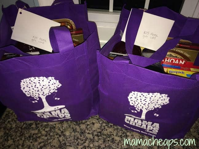 acme thanksgiving donation bags