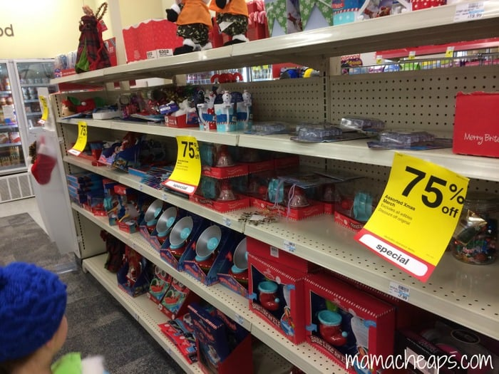 Cvs Christmas Clearance Highlights 90 Off What We