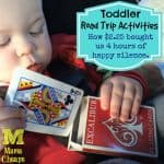 car road trip boredom buster toddler landon plays cards title