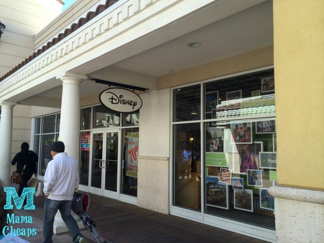 disney character warehouse outlet store orlando premium outlets