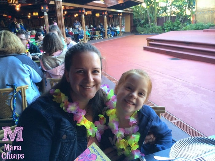 spirit of aloha dinner