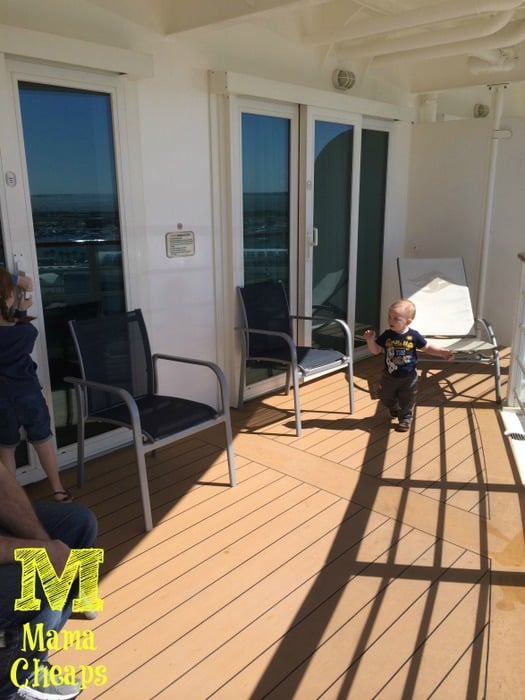 Disney Dream Cruise Ship Concierge Cabin 12506 Review