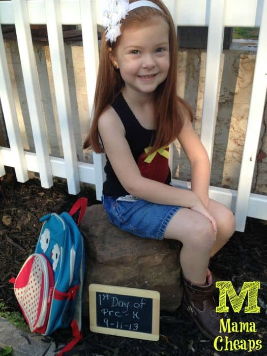 Kinder Garden: A Letter To My Daughter On Her First Day Of 1st Grade