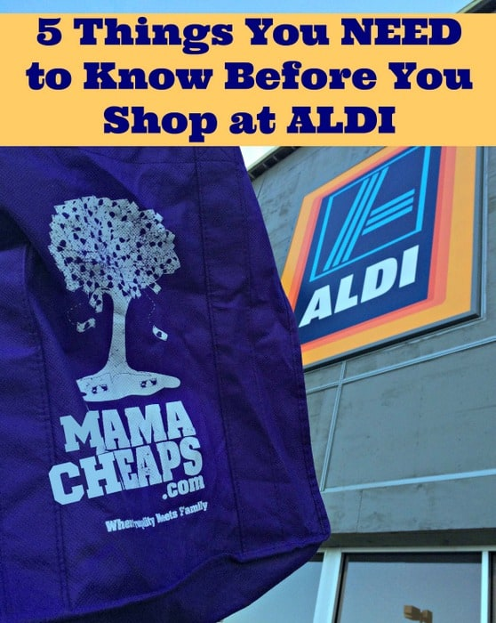 5 Things You Need to Know Before You Shop at Aldi