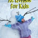 Fun Snow Activities for Kids