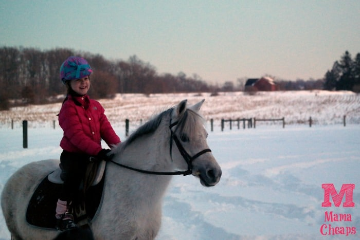 Winter Eats, Winter Play And A Whole Lot Of SNOW!