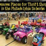 thrift shopping in philadelphia suburbs