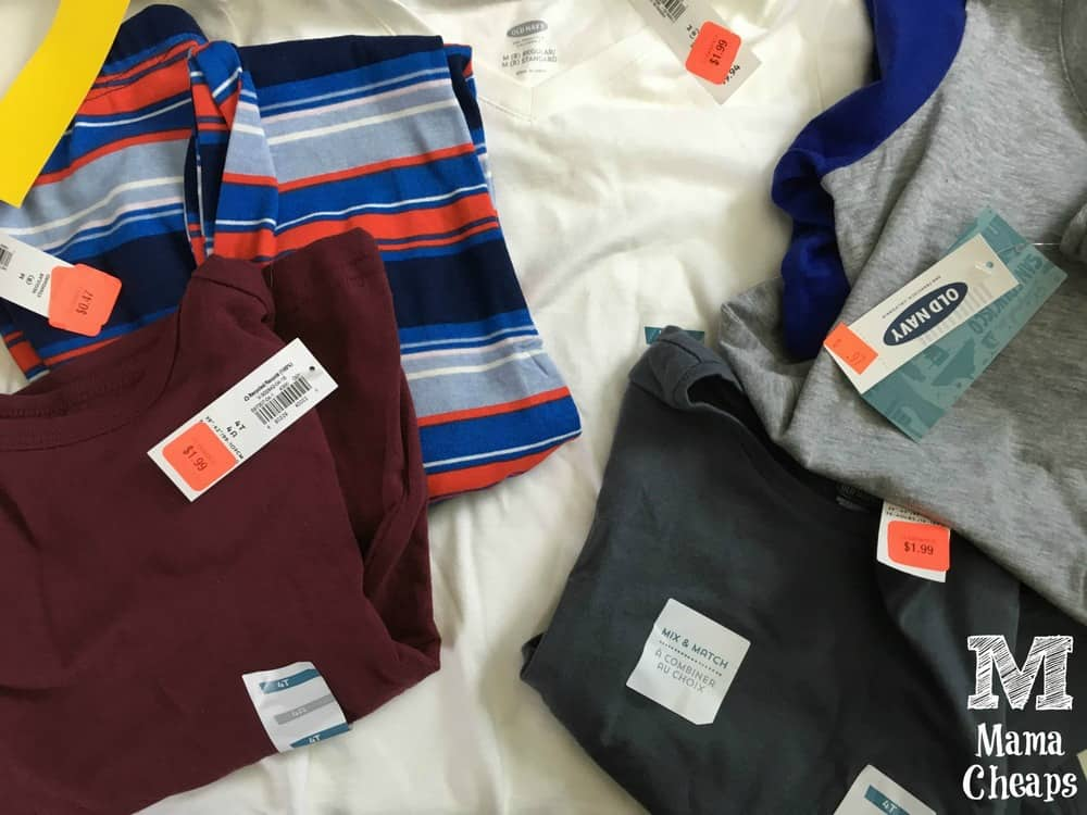 Old Navy Clearance Shirts