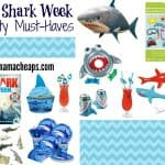 Shark Week Party Decorations