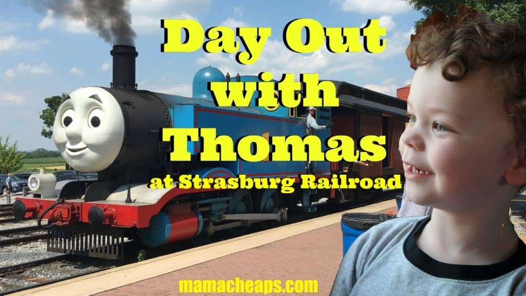 Day Out with Thomas Landon