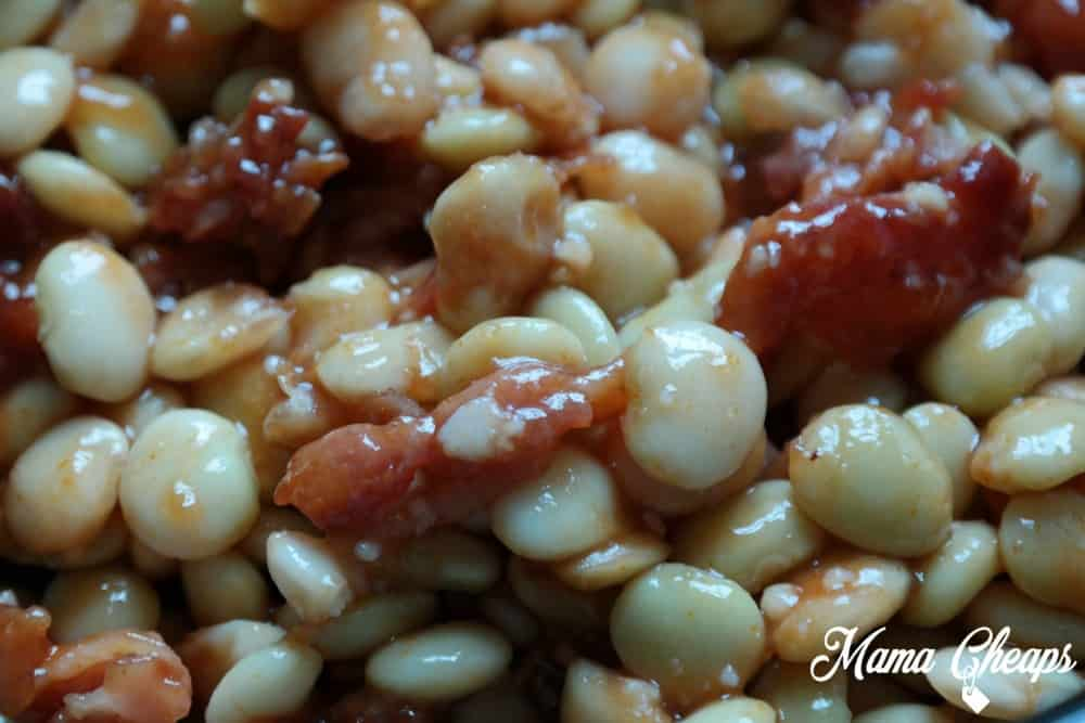 how to cook homemade beans