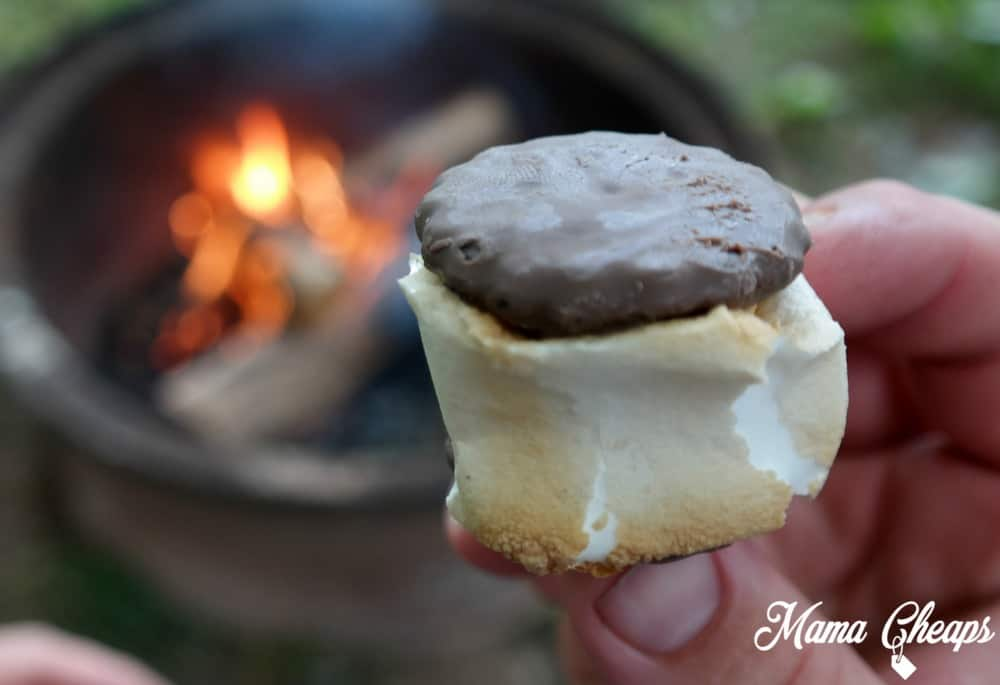 Thin Mint Smores