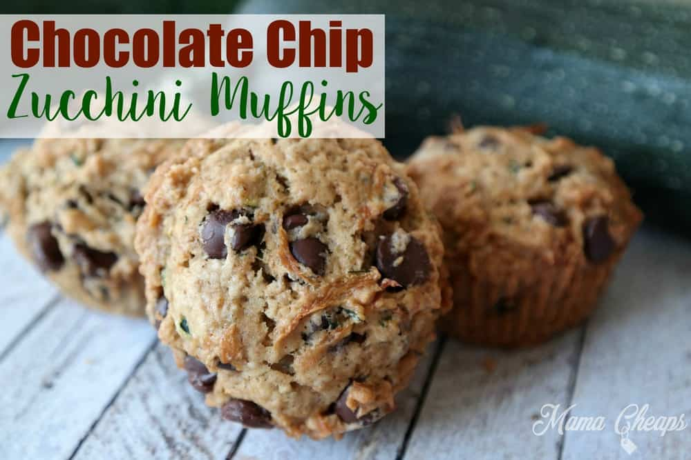 Walmart Chocolate Chip Muffin Recipe