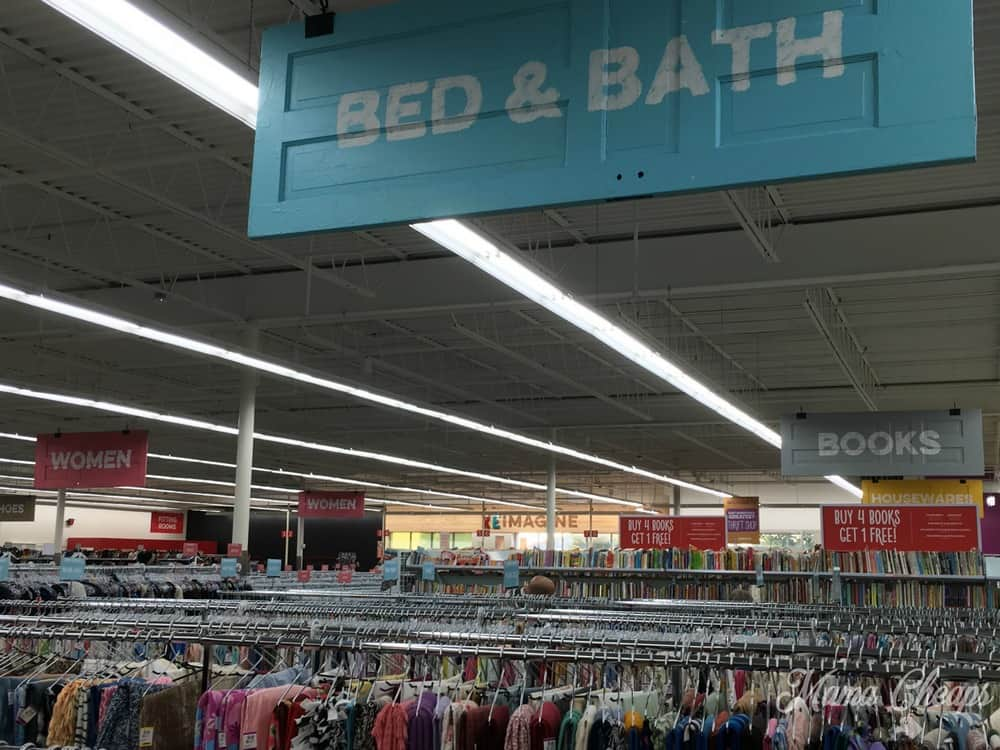 Savers Thrift Bed and Bath