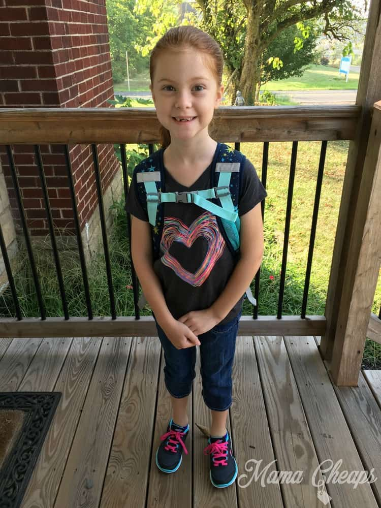 Savers Thrift Lily Ready for School