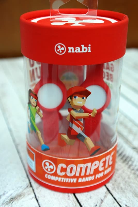 nabi compete activity bands