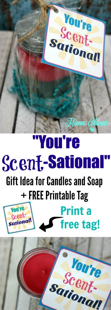 Youre Scentsational Free Tag