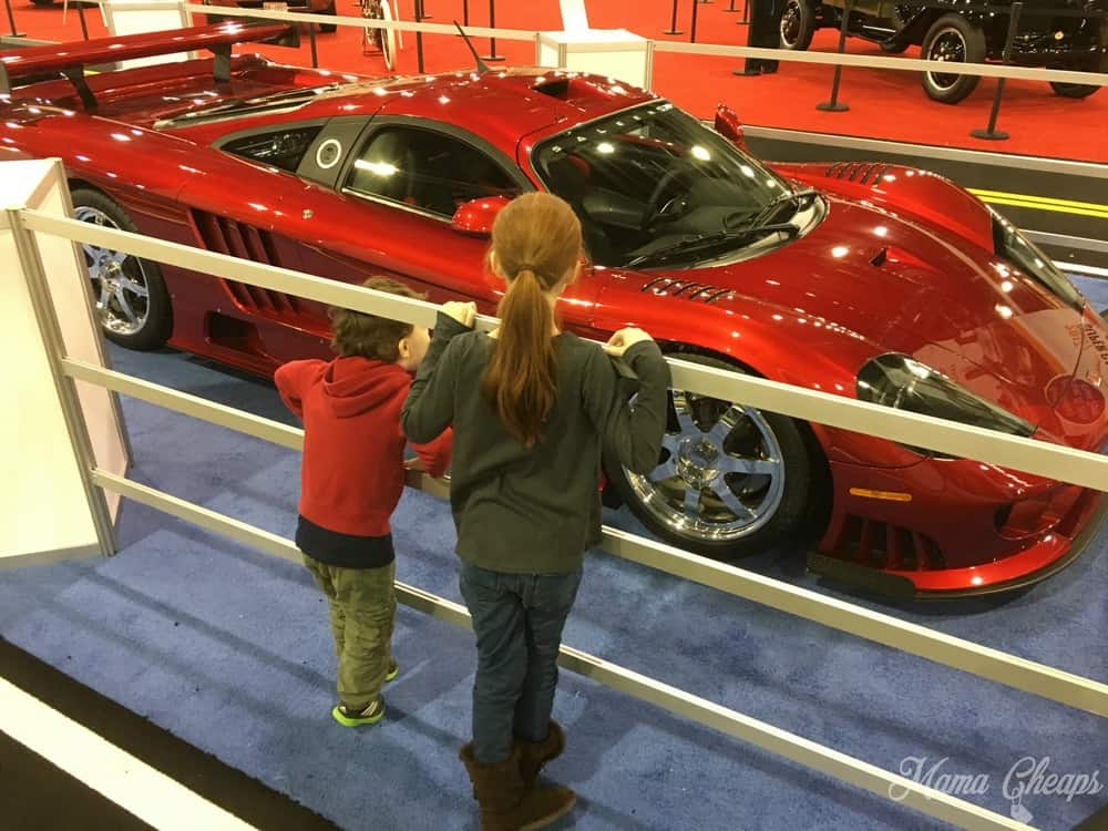 Philly Car Show: Day At The 2017 Philadelphia Auto Show + VIDEO