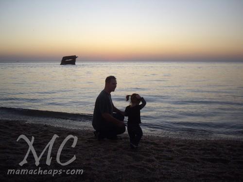sunset beach cape may