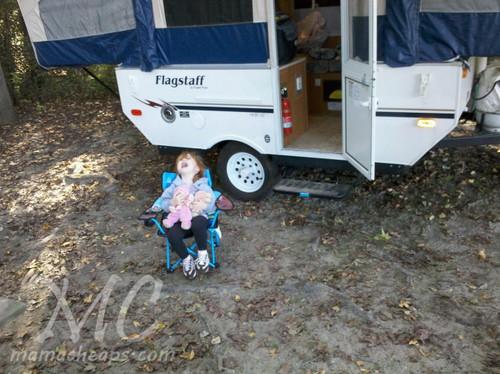 wildwood cape may camping