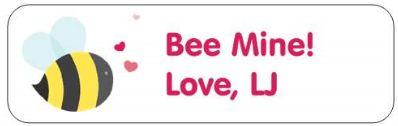 valentines day label 2