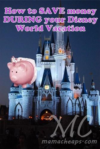 Best Ways to Save Money in Disney World