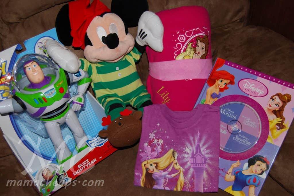 Disney Souvenirs on the Cheap