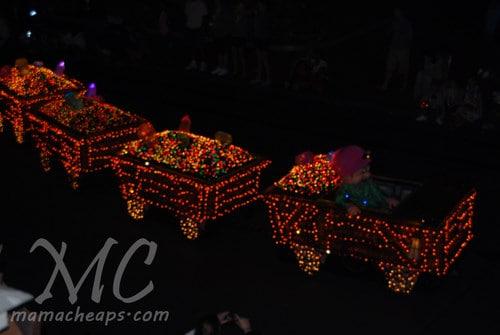 magic kingdom electrical parade