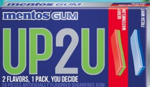 1 1 Mentos Up2u Gum Coupon Mama Cheaps