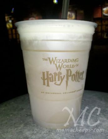 wizarding world of harry potter universal orlando butterbeer