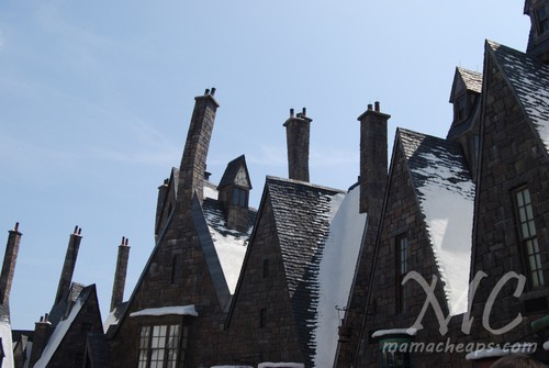 wizarding world of harry potter universal orlando hogsmeade