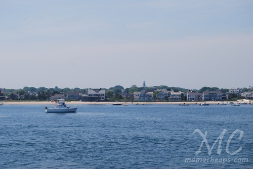 Ferry to Nantucket