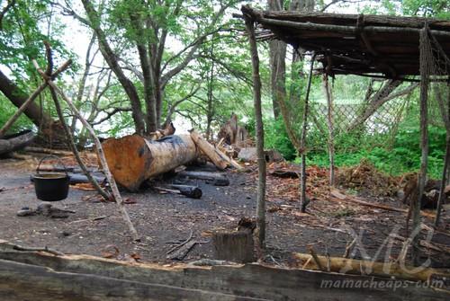 Wampanoag Homestead Plimoth Plantation