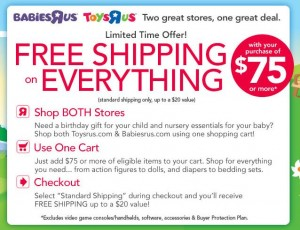 Toys R Us Canada Promo Codes Toys R Us Canada is the number one toy store in the country, selling the latest action figures, dolls, play sets, games, outdoor activities, educational toys, and the other stuff your kids can't get enough of!