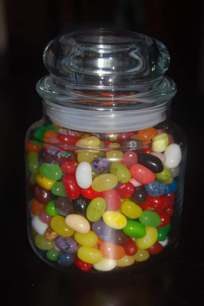 Fruit Bowl Flavors Jelly Belly jelly beans bulk packaged Approximately 400 beans per pound Color as represented is as accurate as possible depending on your video