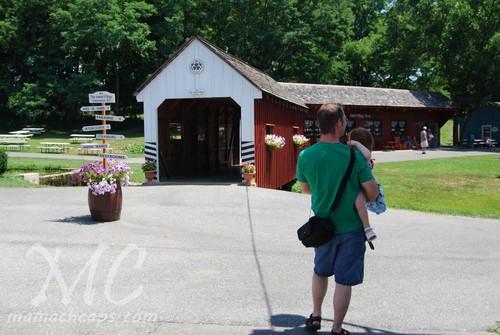 the amish village lancaster a