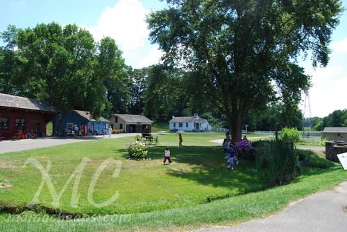 the amish village lancaster c