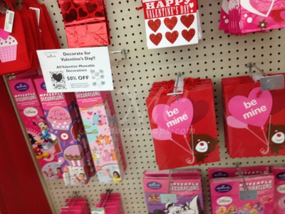 PSA: Walmart Already Starting To Discount Valentineu0027s Day Merch   Mama  Cheaps