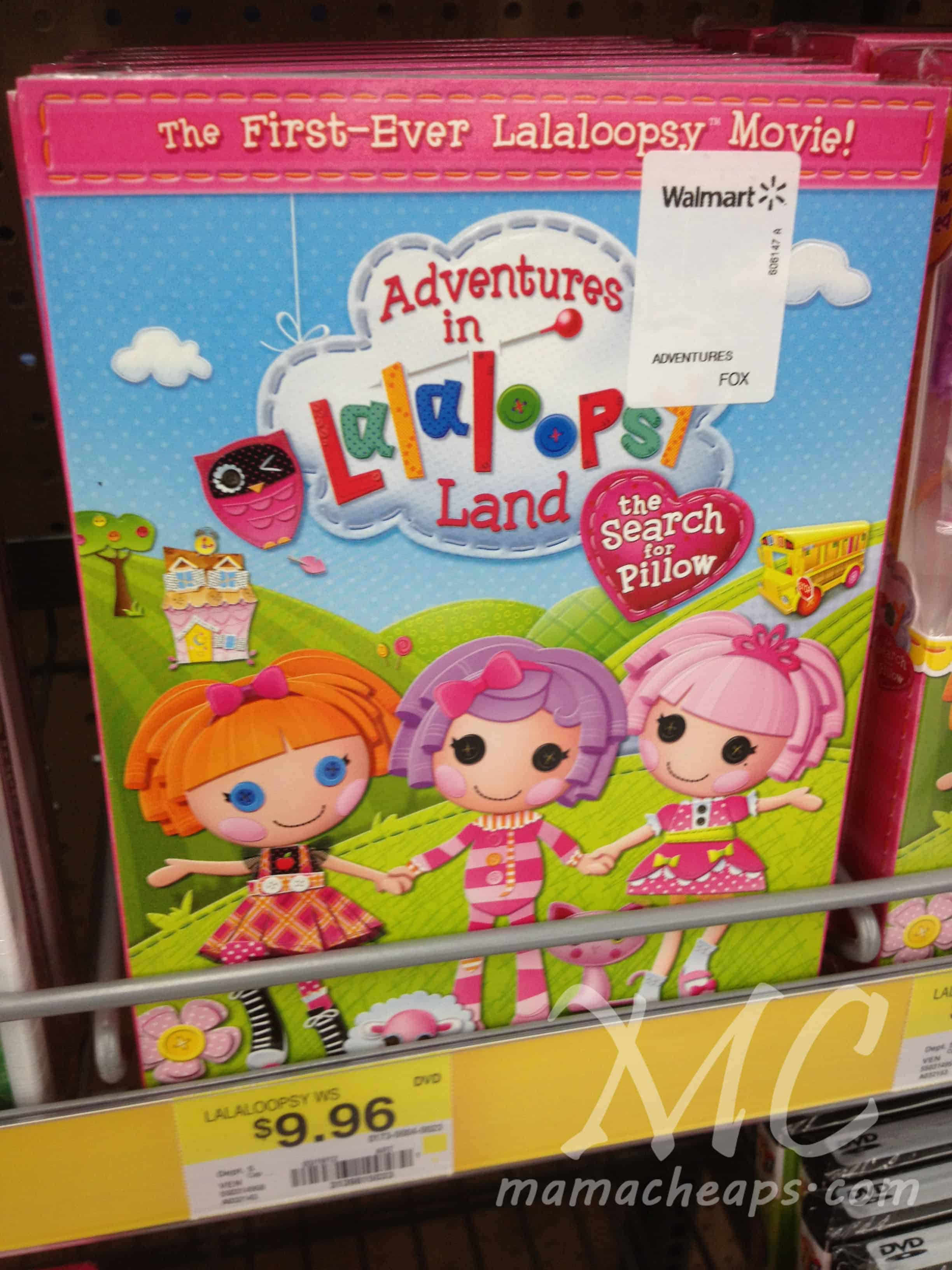 Jane Chérie: Lalaloopsy Movie : The Search for Pillow