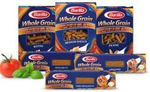 barilla whole grain pasta