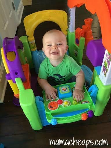 landon little tikes - Little Tikes Activity Garden Baby Playset